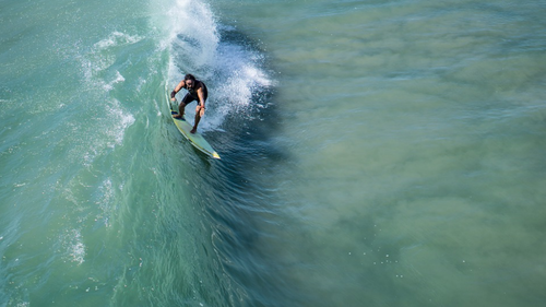 Using Royal Free Music to Market Your Surfing Business